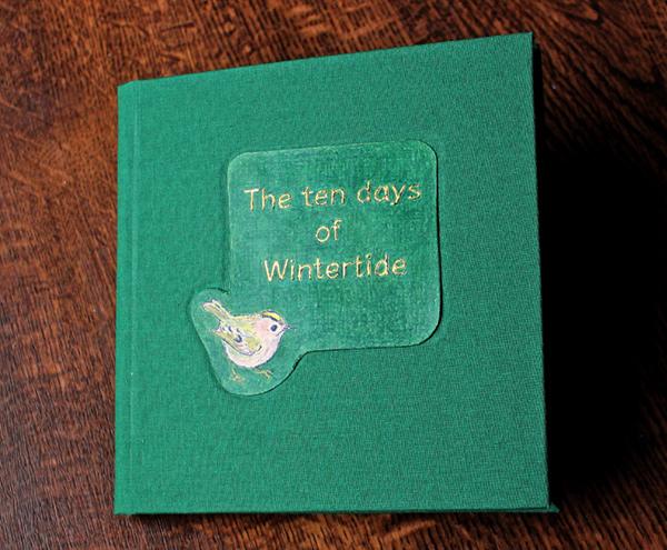 Wintertide - Cover
