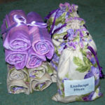 Landscape mats and bags