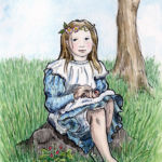 Ann Moss by Roger Clarke