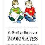Bookplates - Cover label