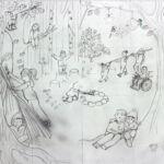 Preparatory Sketch 2