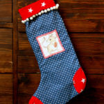 Bespoke Christmas stocking