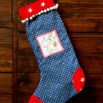 Bespoke Christmas stocking