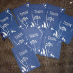 Thrive exhibition commemorative catalogues