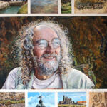 Whitby reflections - an hour with Vin Garbutt