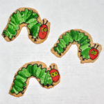 Storybook character biscuits