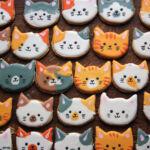 Cat biscuits