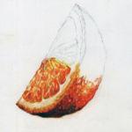 Orange. Demo piece from textures course